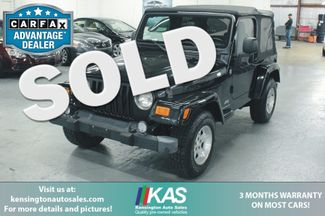 2005 Jeep Wrangler X Rocky Mountain Kensington, Maryland