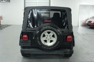 2005 Jeep Wrangler X Rocky Mountain Kensington, Maryland 3