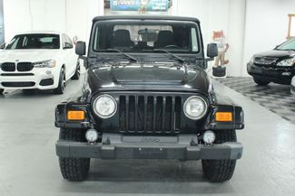 2005 Jeep Wrangler X Rocky Mountain Kensington, Maryland 7