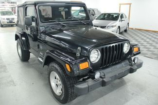2005 Jeep Wrangler X Rocky Mountain Kensington, Maryland 8