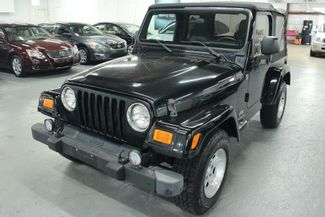 2005 Jeep Wrangler X Rocky Mountain Kensington, Maryland 9
