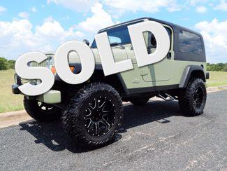 2005 Jeep Wrangler Rubicon | Killeen, TX | Texas Diesel Store in Killeen TX