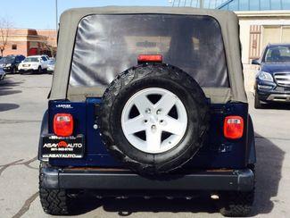 2005 Jeep Wrangler Rubicon LINDON, UT 2
