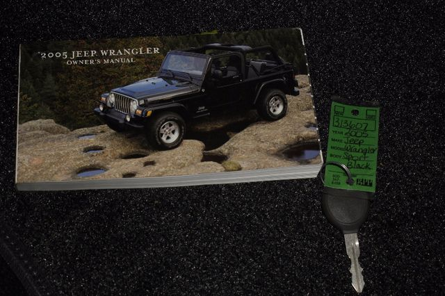 2005 Jeep Wrangler Sport 4X4 - LIFTED -TON$ OF EXTRA$! Mooresville , NC 17