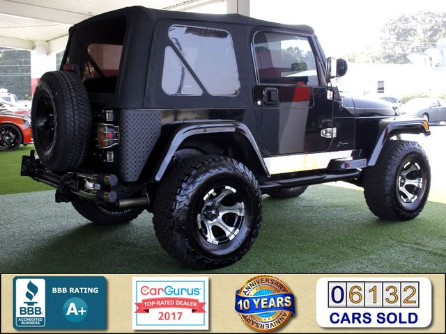2005 Jeep Wrangler Sport 4X4 - LIFTED -TON$ OF EXTRA$! Mooresville , NC 2