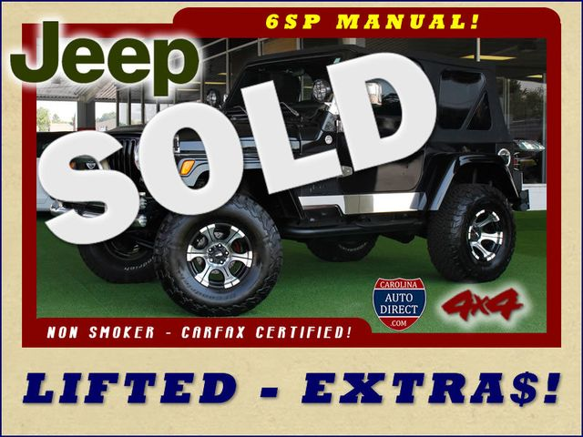2005 Jeep Wrangler Sport 4X4 - LIFTED -TON$ OF EXTRA$! Mooresville , NC 0