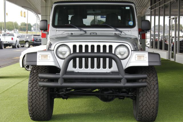 2005 Jeep Wrangler Sport 4X4 - TONS OF EXTRA$! Mooresville , NC 16