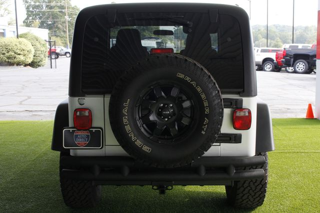 2005 Jeep Wrangler Sport 4X4 - TONS OF EXTRA$! Mooresville , NC 17