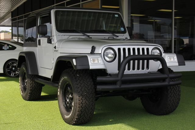 2005 Jeep Wrangler Sport 4X4 - TONS OF EXTRA$! Mooresville , NC 26