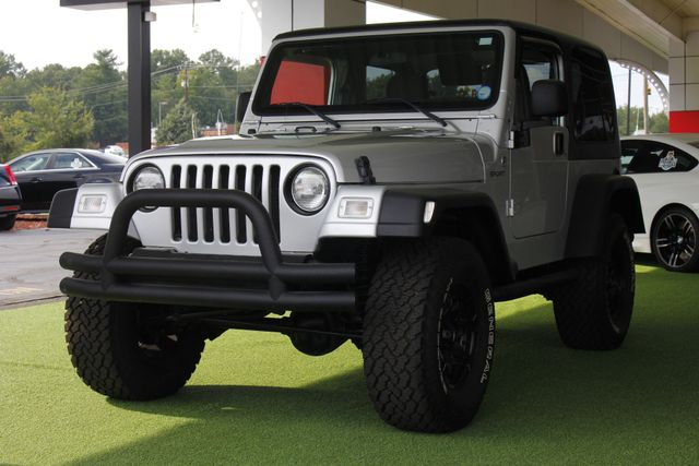 2005 Jeep Wrangler Sport 4X4 - TONS OF EXTRA$! Mooresville , NC 27