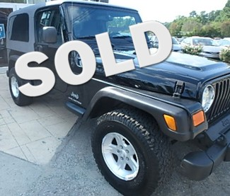 2005 Jeep Wrangler Unlimited Raleigh, NC