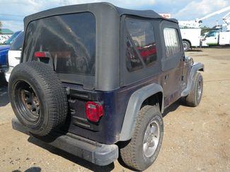 2005 Jeep Wrangler SE Ravenna, MI 4