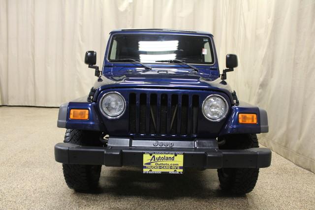 2005 Jeep Wrangler X Roscoe, Illinois 10