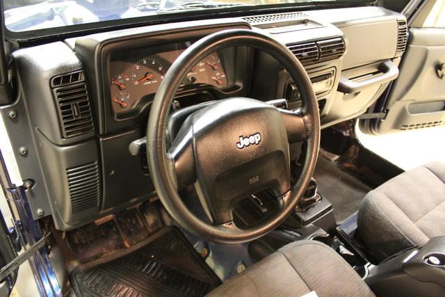 2005 Jeep Wrangler X Roscoe, Illinois 15