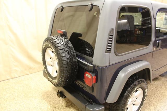 2005 Jeep Wrangler X Roscoe, Illinois 4