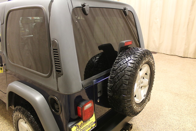 2005 Jeep Wrangler X Roscoe, Illinois 5