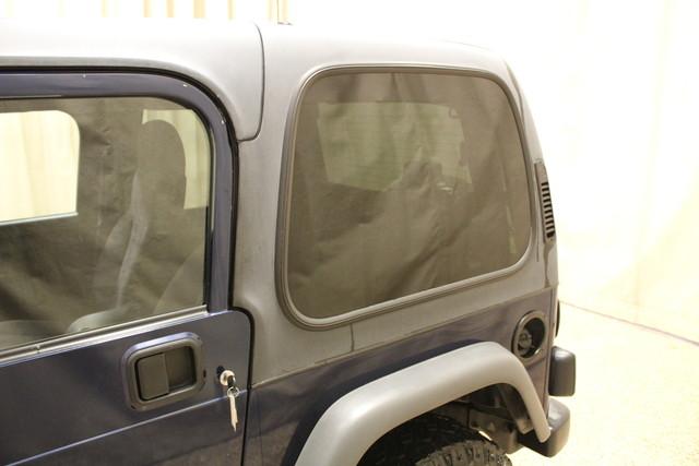 2005 Jeep Wrangler X Roscoe, Illinois 7