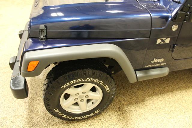 2005 Jeep Wrangler X Roscoe, Illinois 9