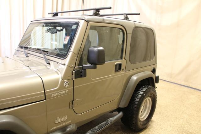 2005 Jeep Wrangler Sport Roscoe, Illinois 22