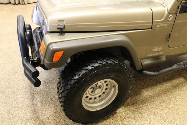 2005 Jeep Wrangler Sport Roscoe, Illinois 24