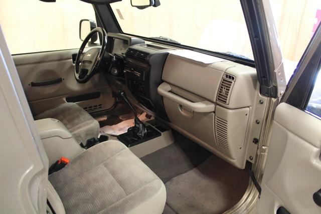 2005 Jeep Wrangler Sport Roscoe, Illinois 34