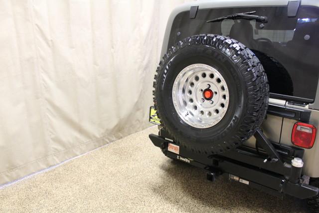 2005 Jeep Wrangler Sport Roscoe, Illinois 40