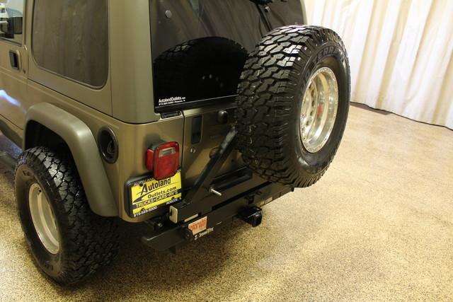2005 Jeep Wrangler Sport Roscoe, Illinois 42