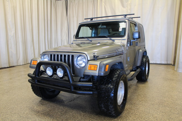 2005 Jeep Wrangler Sport Roscoe, Illinois 4