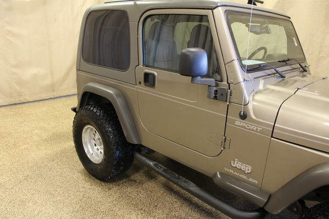 2005 Jeep Wrangler Sport Roscoe, Illinois 10