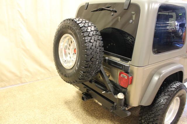 2005 Jeep Wrangler Sport Roscoe, Illinois 14