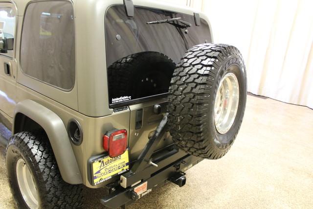 2005 Jeep Wrangler Sport Roscoe, Illinois 16