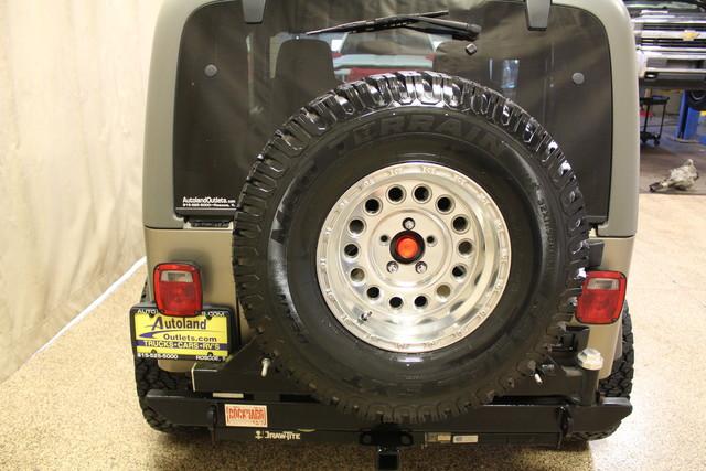 2005 Jeep Wrangler Sport Roscoe, Illinois 18