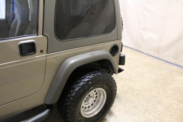 2005 Jeep Wrangler Sport Roscoe, Illinois 20