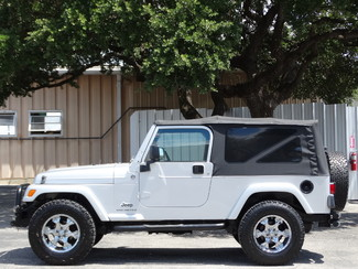 2005 Jeep Wrangler Unlimited LWB 4.0L I6 4X4 in San Antonio Texas
