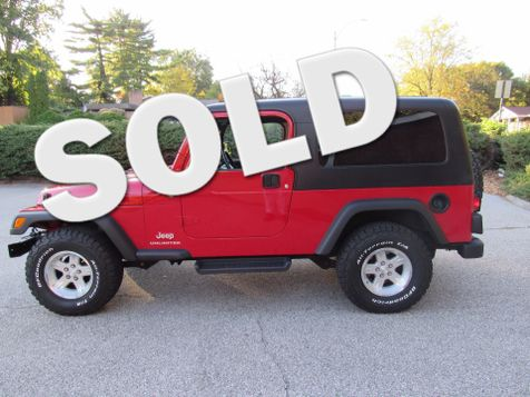 2005 Jeep Wrangler Unlimited in St. Charles, Missouri