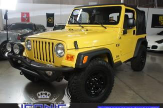 2005 Jeep Wrangler X in Tempe AZ
