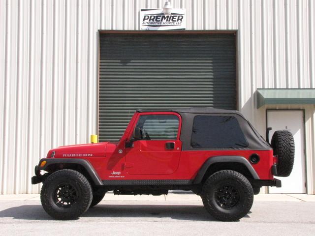 2005 Jeep Wrangler Unlimited Rubicon LJ Jacksonville , FL 4