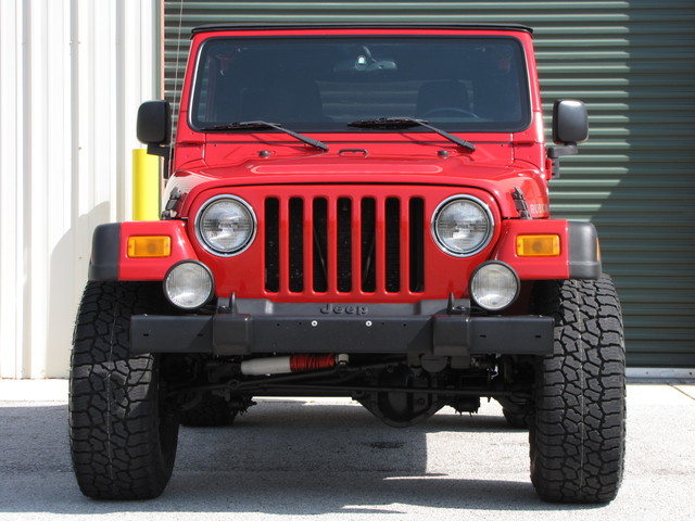 2005 Jeep Wrangler Unlimited Rubicon LJ Jacksonville , FL 13