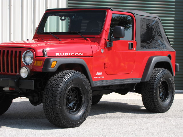 2005 Jeep Wrangler Unlimited Rubicon LJ Jacksonville , FL 11