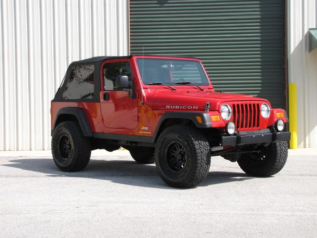 2005 Jeep Wrangler Unlimited Rubicon LJ Jacksonville , FL 42