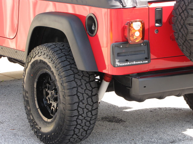 2005 Jeep Wrangler Unlimited Rubicon LJ Jacksonville , FL 19