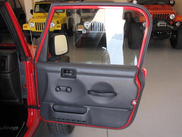 2005 Jeep Wrangler Unlimited Rubicon LJ Jacksonville , FL 40