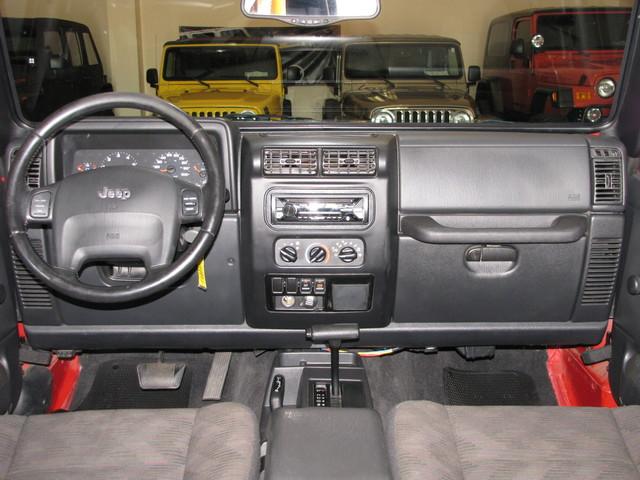 2005 Jeep Wrangler Unlimited Rubicon LJ Jacksonville , FL 28