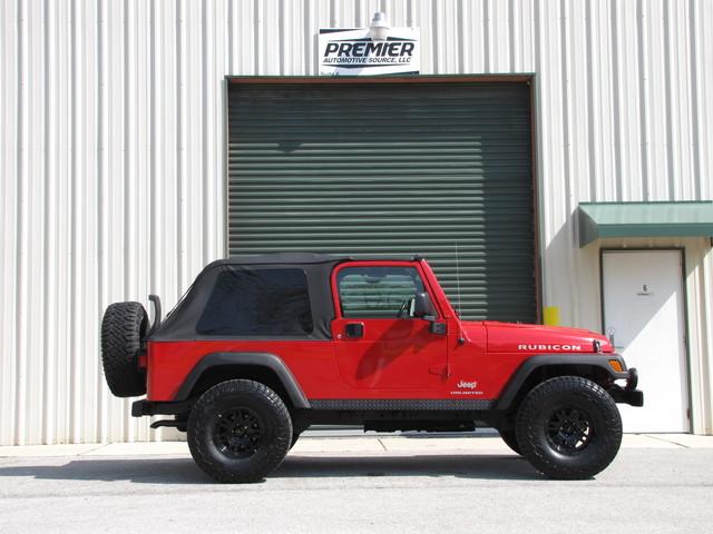 2005 Jeep Wrangler Unlimited Rubicon LJ Jacksonville , FL 7
