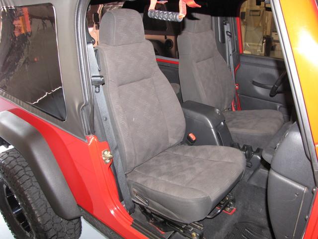 2005 Jeep Wrangler Unlimited Rubicon LJ Jacksonville , FL 35