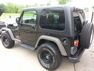 2005 Jeep Wrangler Sport  city MA  Baron Auto Sales  in West Springfield, MA