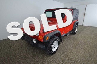 2005 Jeep Wrangler in Youngsville North Carolina