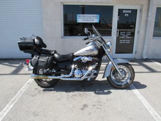 2005 Kawasaki Vulcan 1500 Classic Dania Beach, Florida