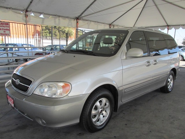 2005 Kia Sedona LX Please call or e-mail to check availability All of our vehicles are availabl
