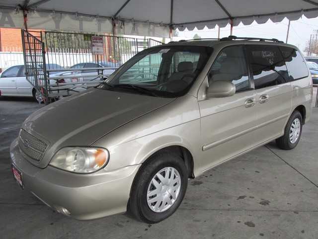 2005 Kia Sedona LX Please call or e-mail to check availability All of our vehicles are available
